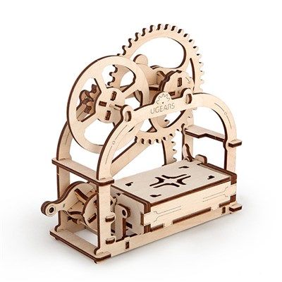 UGears Mechanical Design Box