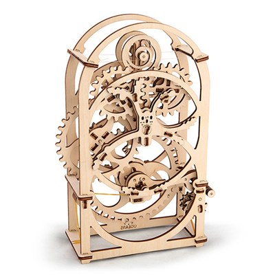 UGears Mechanical Design 20 Min Timer