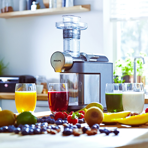 Philips Avance Masticating Juicer Review : Philips Avance Collection Micro Masticating Juicer (446563) Ideal World
