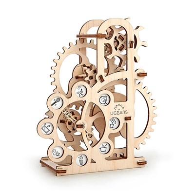 UGears Mechanical Design Dynamometer