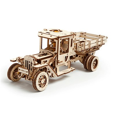 UGears Mechanical Design Truck UGM- 11
