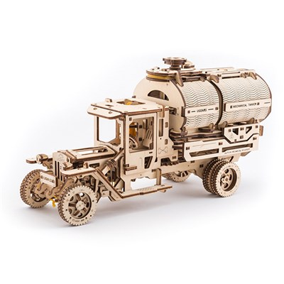 UGears Mechanical Design Tanker
