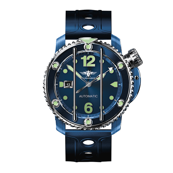 Image of Sturmanskie Gent's Limited Edition (to 999pcs) Automatic Stingray Watch with Interchangeable Strap
