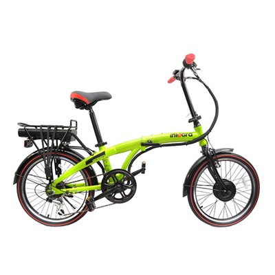 Viking Integra 6sp 24v 250w Folding Electric Bike with 20inch Wheel