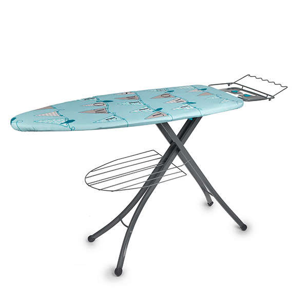 Beldray Teal Sweet Home Ironing Board 126cm Homebird