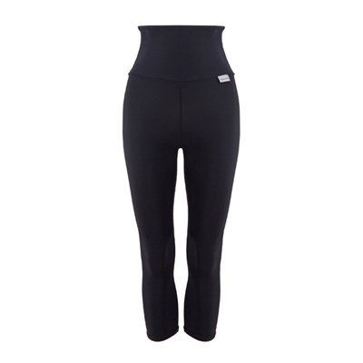 Proskins Intelligent Slim Range Plus High Waisted 3/4 Length Leggings