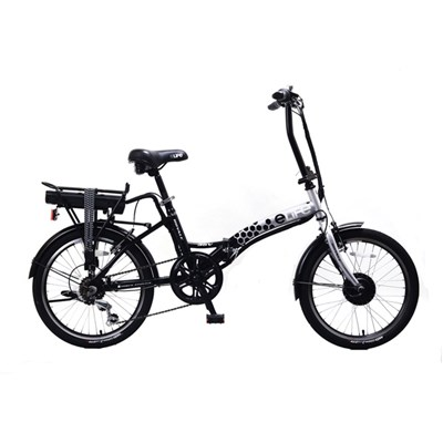 eLife Royale 6sp 36V 250W Electric Folding Bike 20inch Wheel