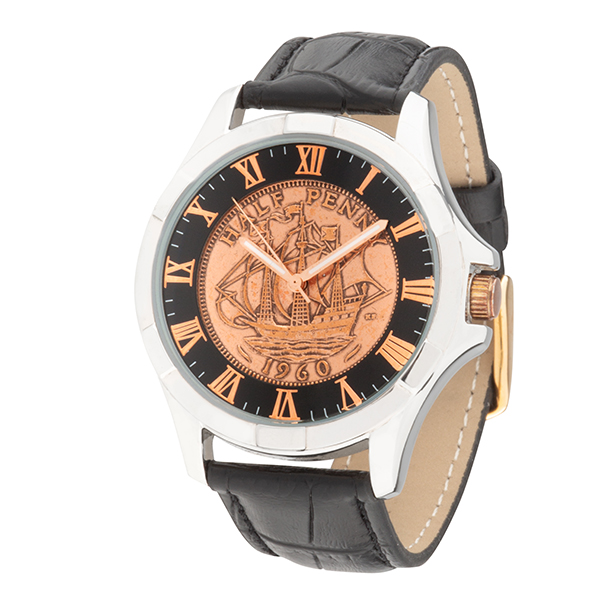The Half Penny Watch