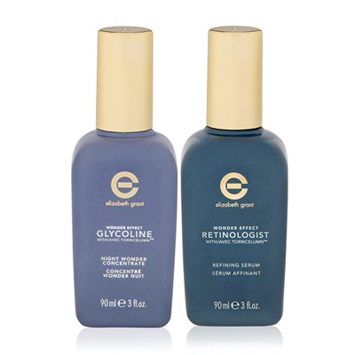 Elizabeth Grant Wonder Effect 2 Piece Serum Collection