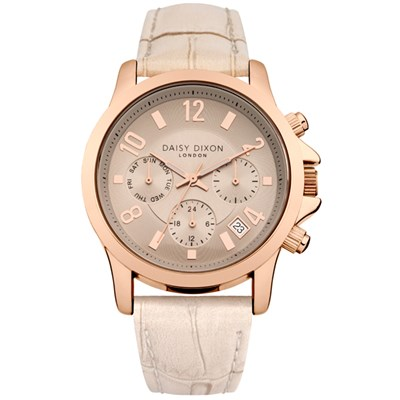 Daisy Dixon Ladies' Adriana Multi-Function Watch with Strap