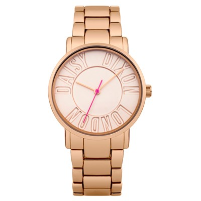 Daisy Dixon Ladies' Christie Watch with Stainless Steel Bracelet