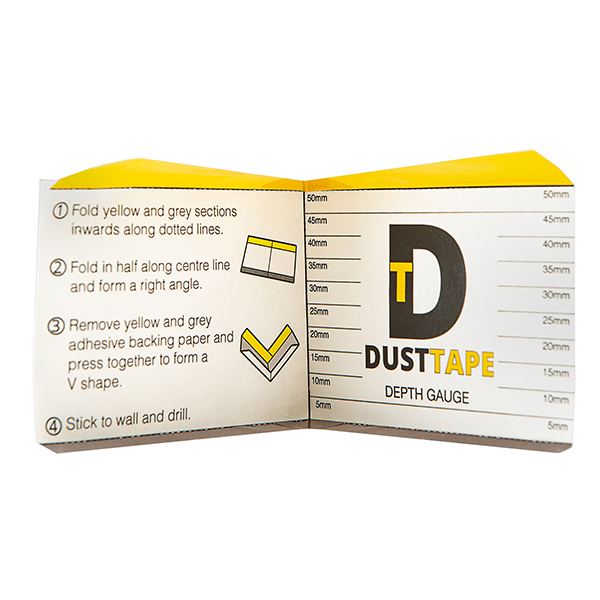 Dust Tape No Colour