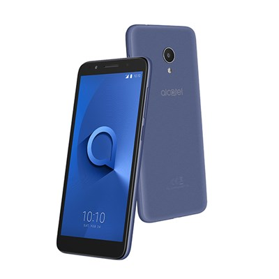 Alcatel 1X, 5.34inch, 4G, Android Go Smartphone with Soft Touch Finish