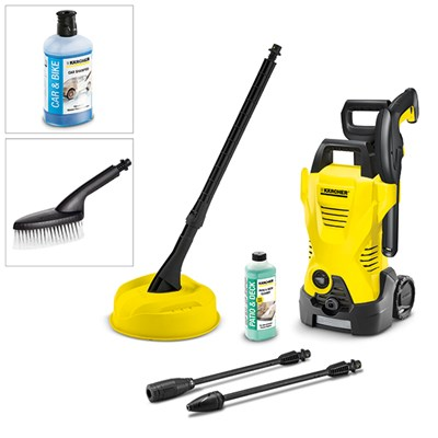 Karcher K2850TPH Home and Car with Free Car Brush & Free Car Shampoo