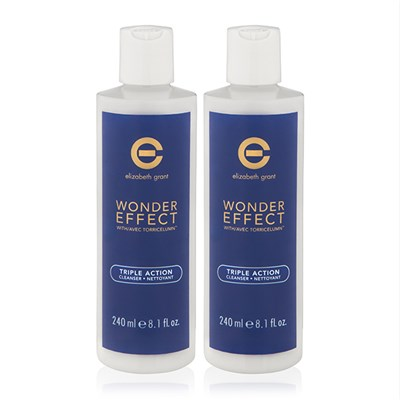 Elizabeth Grant BOGOF Wonder Effect Triple Action Cleanser 240ml