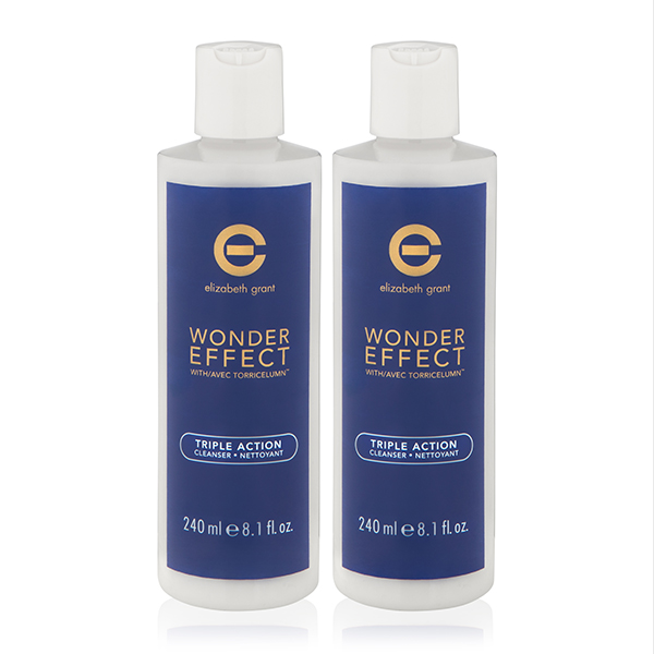 Elizabeth Grant BOGOF Wonder Effect Triple Action Cleanser 240ml No Colour