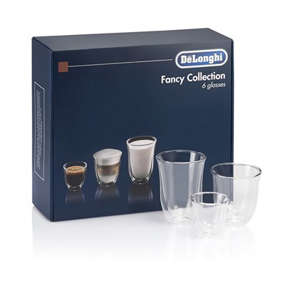 De'Longhi Fancy Glass Collection
