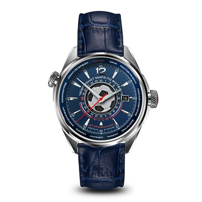 Sturmanskie Gents Automatic Limited Edition World Cup Watch with Genuine Leather Strap