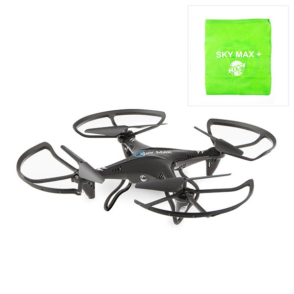 Sky Max Plus Drone with Storage Bag No Colour