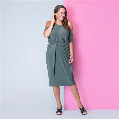 Kasara Soft Touch Dress