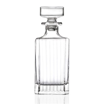 RCR Timeless Whiskey Decanter 85cl