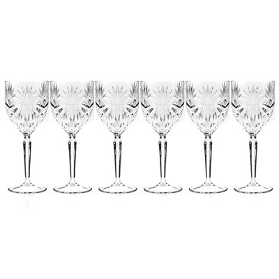 RCR Oasis Set of 6 Wine Glasses