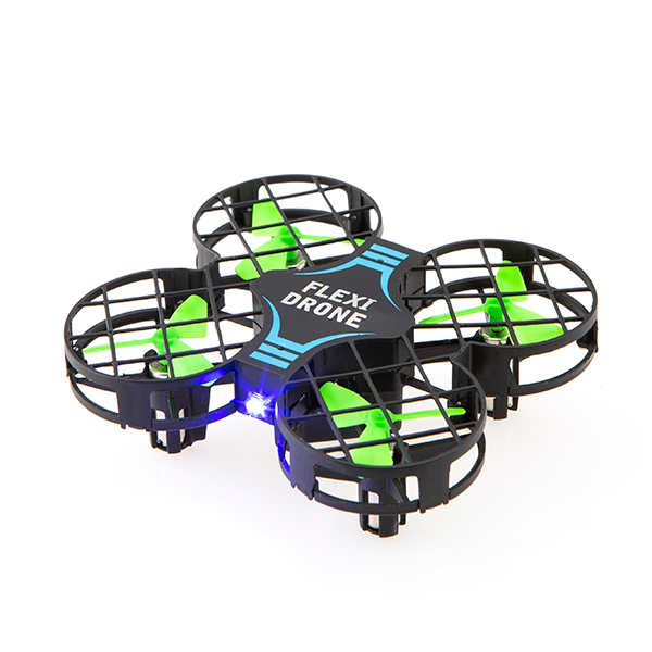 Flexi Drone Elite Blue