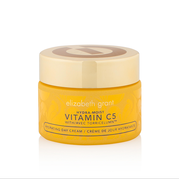 Elizabeth Grant Hydra-Moist Vitamin C5 Hydrating Day Cream 50ml No Colour