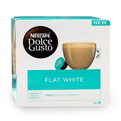 Dolce Gusto Flat White PODS