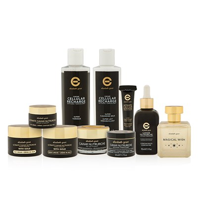 Elizabeth Grant Ultimate Caviar Christmas 10pc Collection