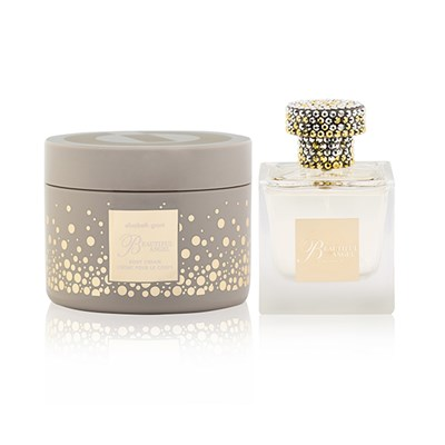Elizabeth Grant Beautiful Angel 2pc Gift Set with EDP 85ml and Body Cream 400ml