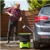 Greenworks GDC40 40V 70bar Cordless Pressure Washer (without battery)