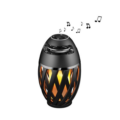 Decotech Outdoor Flame Light Bluetooth Speaker