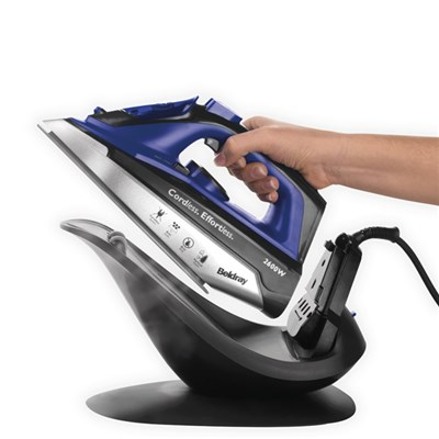 Beldray 2 in 1 Cordless Iron 2600W