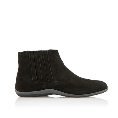 Scholl Sieves Lightweight Suede Ankle Boot