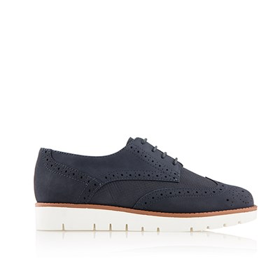 Scholl Virginia Brogue