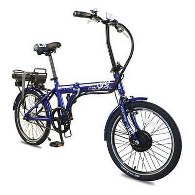 eLife Eclipse 24V 250W Electric Folding Bike with 20inch Wheel