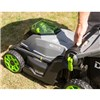 Duramaxx 40V Cordless 41cm Lawnmower with 1x 4Ah Lithium Ion Battery and Charger