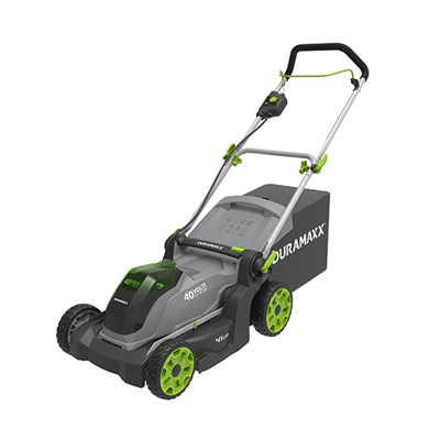 Duramaxx 40V Cordless 41cm (16in) Lawnmower (Tool Only)