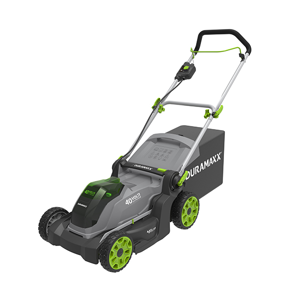 Duramaxx 40V Cordless 41cm (16in) Lawnmower (Tool Only) No Colour