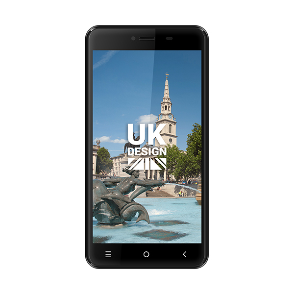 £60 off STK Ace Plus 5.5inch, 4G, Carbon Fibre Android 7 Smartphone