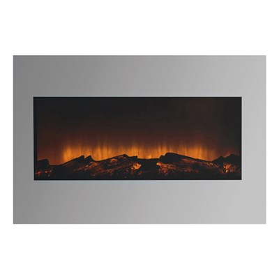 Beldray EH2206 Corsica Electric Wall Fire with LED Flame Effects