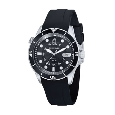 Spinnaker Gent's Helium Watch with Silicone Strap
