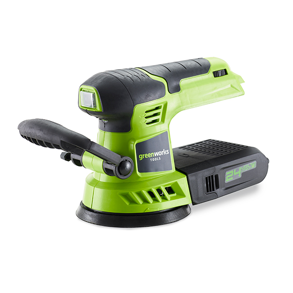 Greenworks 24V Orbital Sander (Bare Tool) No Colour