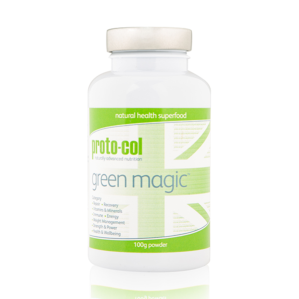 Proto-col Green Magic 100g Powder No Colour