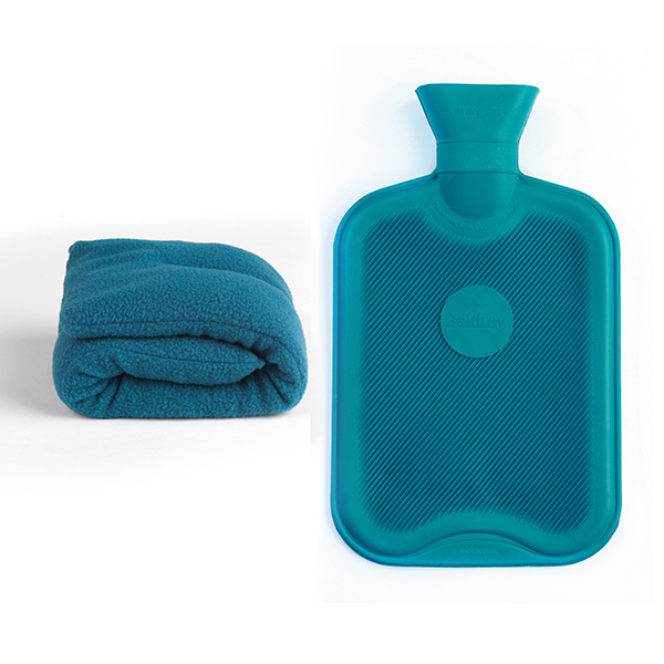 Beldray Microwaveable Heat Wrap and Hot Water Bottle 2L No Colour