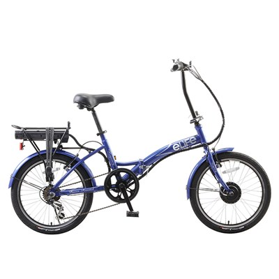 eLife Regency 6sp 24V 250W Folding Electric Bike with 20inch Wheels