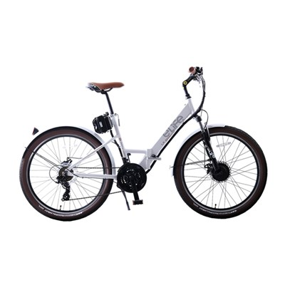 eLife La Grande 21sp 36V 250W Electric Folding Bike 26inch Wheel