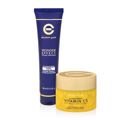 Elizabeth Grant Skin Rejuvenating Face Mask Duo