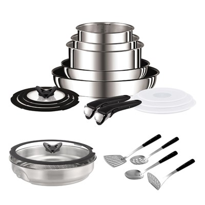 Tefal Ingenio Steamer Bundle